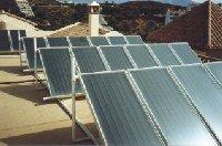 Programa electoral mediambiental per el periode 2003 a 2007 for Plaques solars termiques