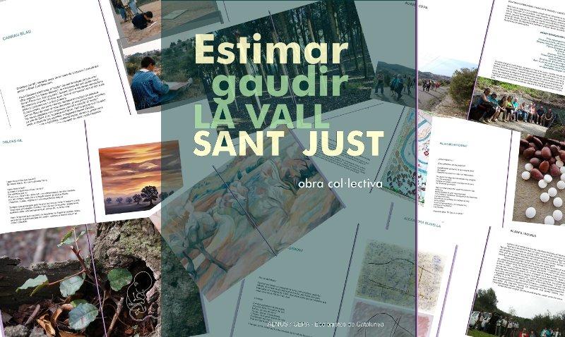 """Publicació:""""Estimar Gaudir Vall Sant just"""""""