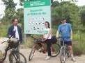 Visita en bici als aiguamolls de Molins